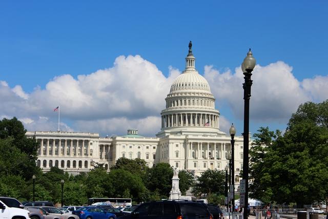 Washington - o Capitólio - um magnífico local a visitar