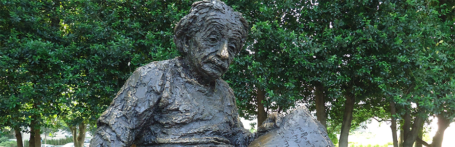 Washington Especial Monumentos – Albert Einstein Memorial