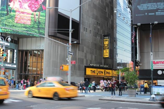Espetáculos da Broadway - imperdíveis!!!