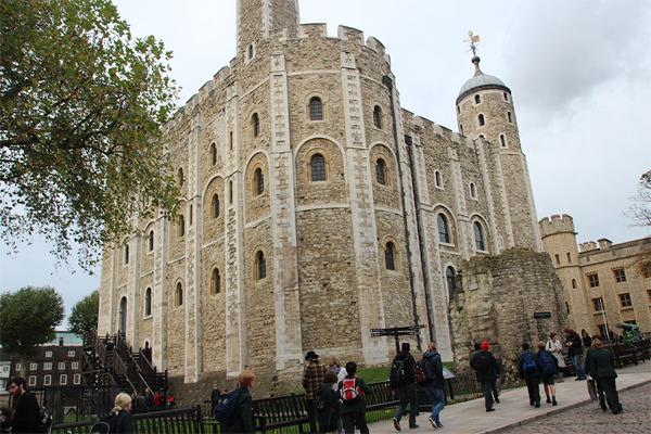 A London Tower é um lugar fascinante. Sem dúvida não deve estar fora do seu roteiro...
