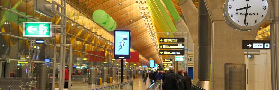 Aeroportos europeus – o primeiro contato com o velho mundo