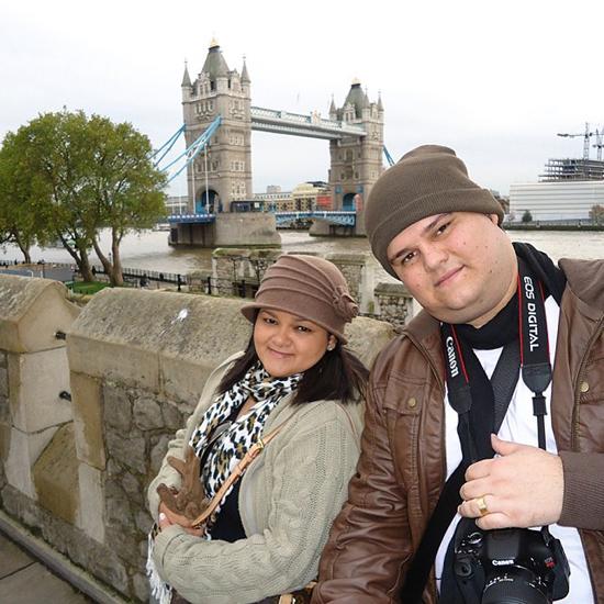 Passeio maravilhoso em Londres - London Tower e Tower Bridge