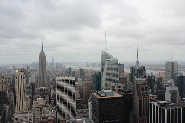 Nova York, o melhor lugar para completar 30 anos!!! Inspirados pelo filme, fomos completar meus 30 lá...