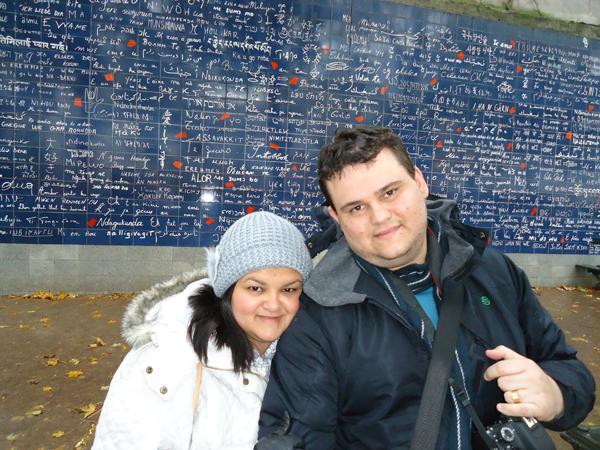 Gostamos tanto que tivemos de voltar na segunda viagem a Paris... C'est l'amour...