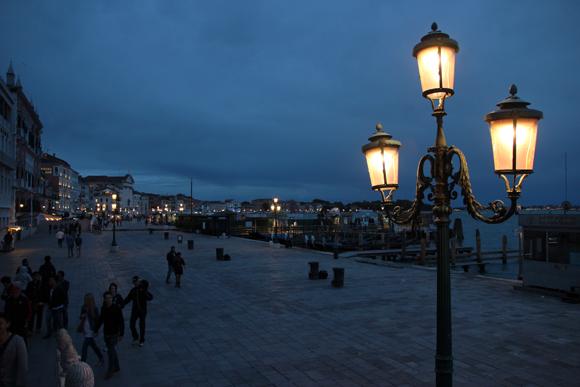 Entardecer em Veneza, como não se apaixonar por esse lugar?
