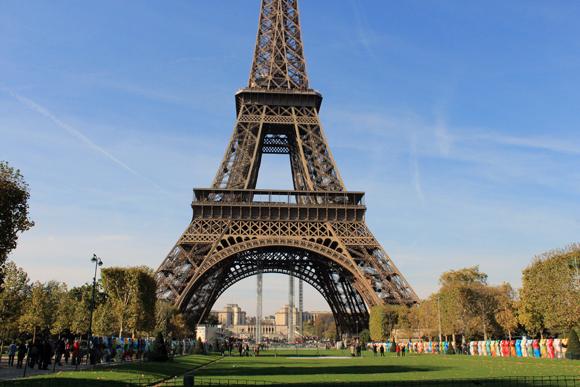 Comemorando 50 posts com uma cidade encantadora, Paris.