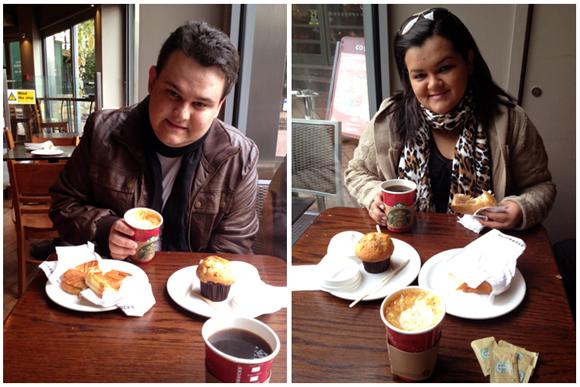 Starbucks - para todo lado que for você encontra um maravilhoso café dessa rede...