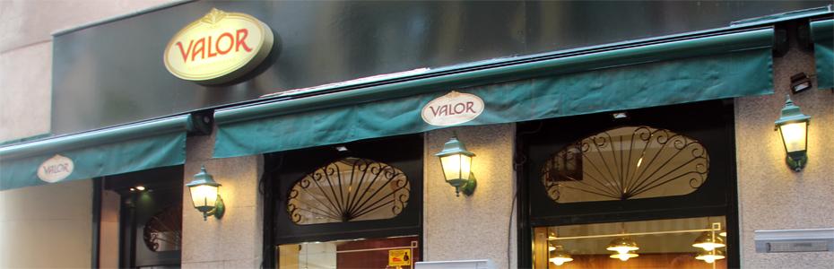Chocolaterías Valor – Muito chocolate em Madrid