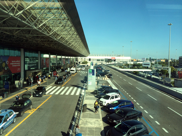 Aeroporto Internacional Leonardo da Vinci, ou Fiumicino
