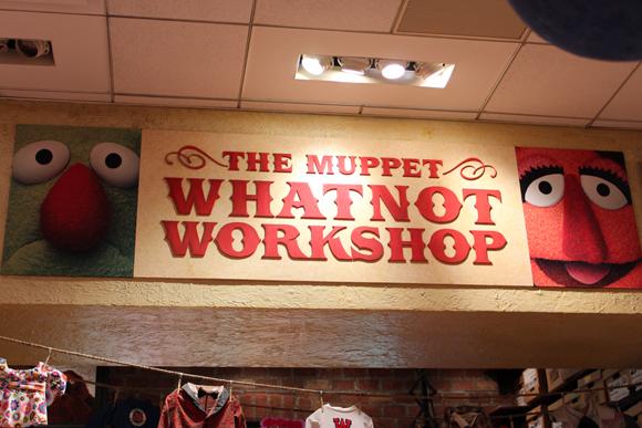 O Workshop dos Muppets