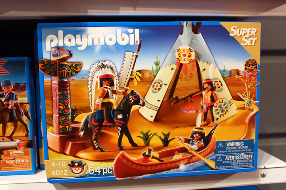 Recordações dos Playmobil da minha infância...