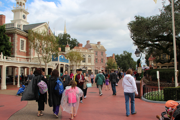Liberty Square, o cantinho mais norte-americano do Magic Kingdom