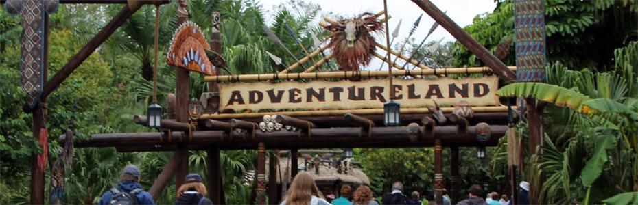 Embarque na aventura, Adventureland
