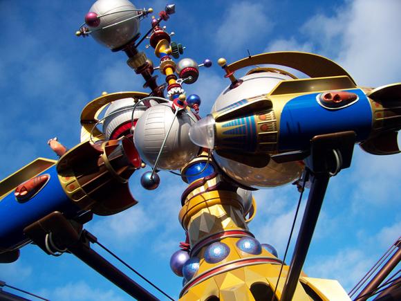 Astro Orbiter, para quem não tem medo de altura!