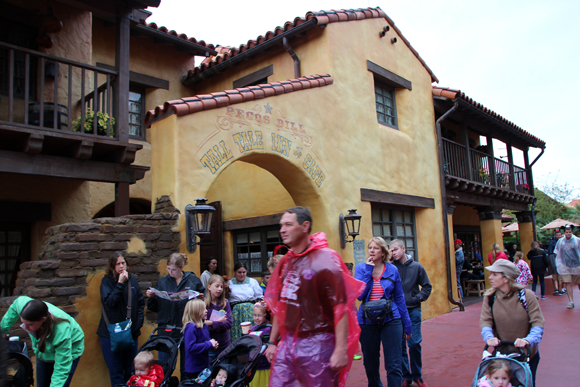 A Pecos Bill's Tall Tales Cafe