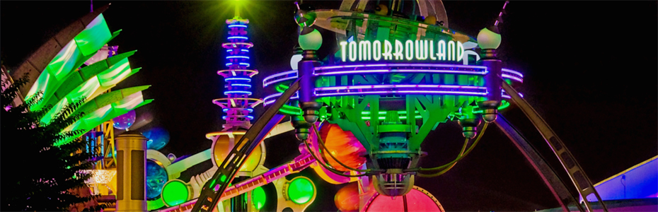 Para o infinito e além no Magic Kingdom: Tomorrowland