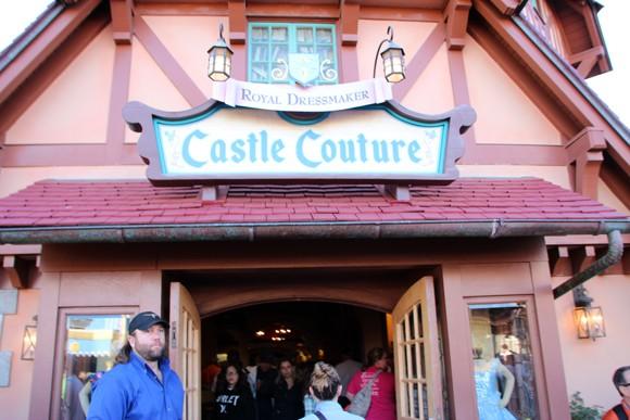 Fantasias e mais fantasias no Castle Couture