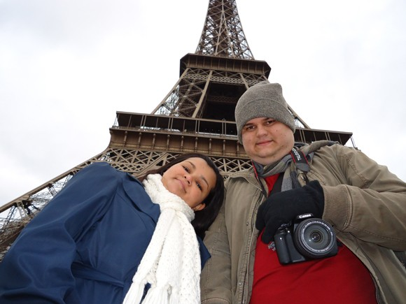 Je suis Paris!