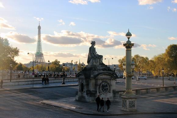 Um dos lugares mais encantadores do planeta. Ah, Paris!