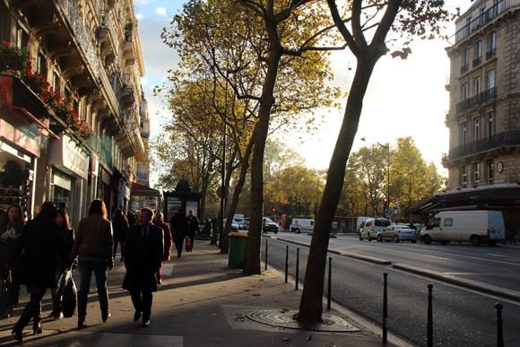 Um entardecer em Paris consegue nos arrancar suspiros até hoje...