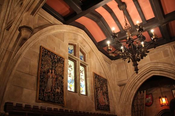 Um verdadeiro castelo Medieval...