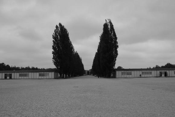 Os bunkers foram destruídos após desocupação do campo e dois dos 30 foram reconstruídos para demonstrar como era a vida dentro do campo.