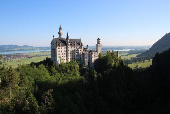 A cereja do Bolo que não pode faltar no seu roteiro: visitar o Castelo de Neuchwanstein...