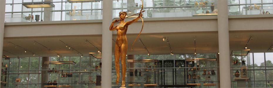 O melhor museu de Nova York – o MET