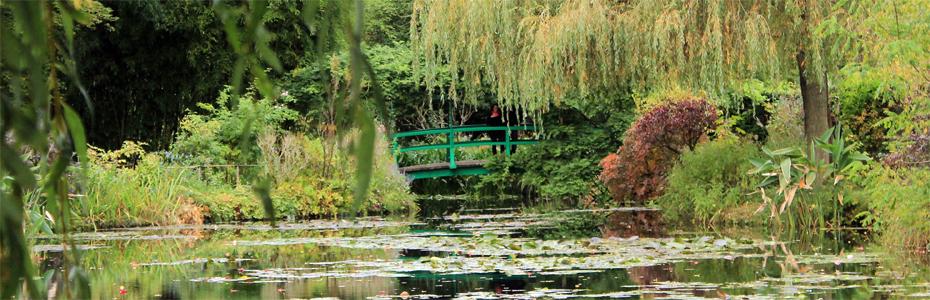 Como visitar os Jardins de Monet – em Giverny