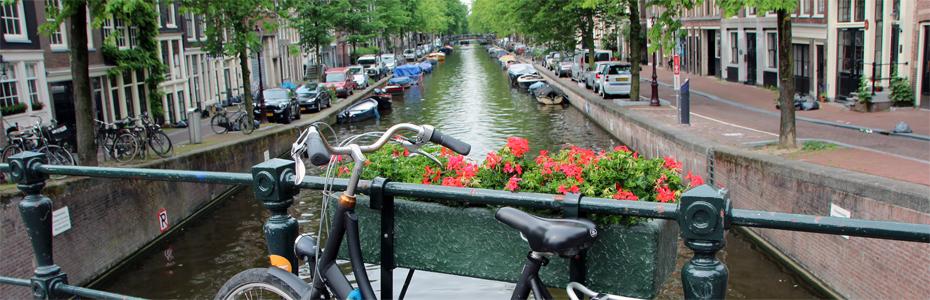A polêmica e encantadora Amsterdam