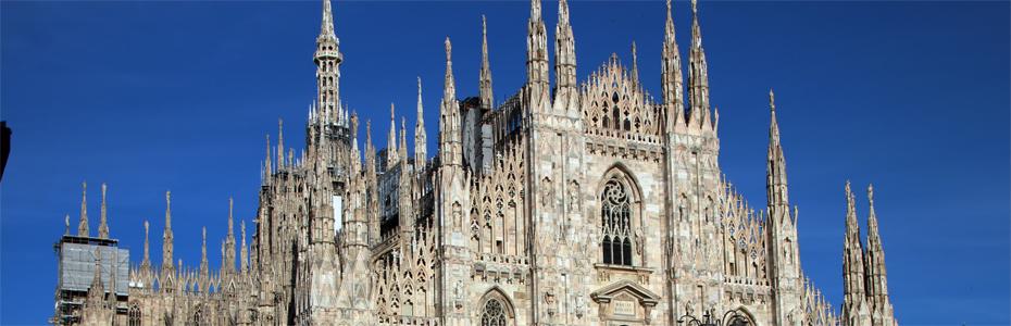 O que ver em Milão – um susto e as maravilhas