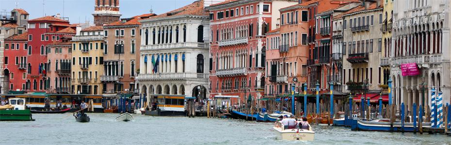 Conhecendo Veneza – A emoção de visitar a cidade