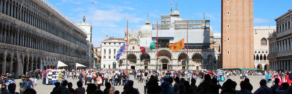 Conhecendo Veneza 2 – Curtindo a Piazza San Marco