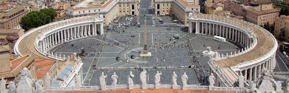Vale a pena subir na cúpula da Basílica de São Pedro?