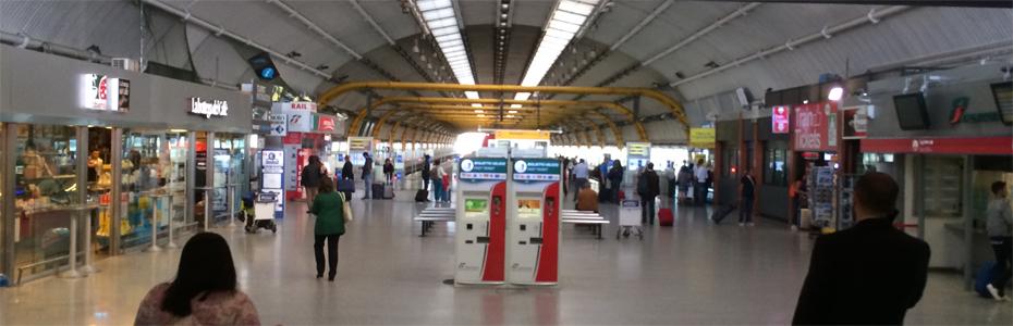Leonardo Express: De Fiumicino ao centro de Roma