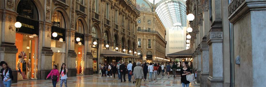 Roteiro de Milão em apenas um dia