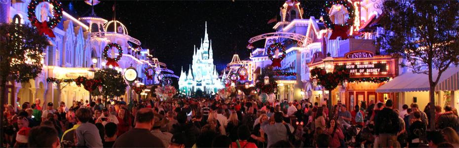 Main Street, onde a Disney começa