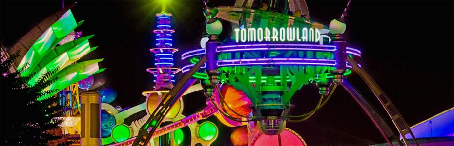 Para o infinito e além no Magic Kingdom: Tomorrowland