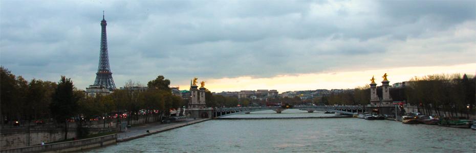Meu coração francês – Relatos de Paris