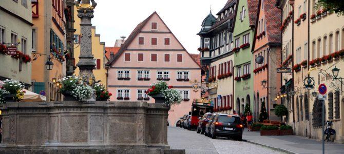 Conhecendo a Rota Romântica na Alemanha